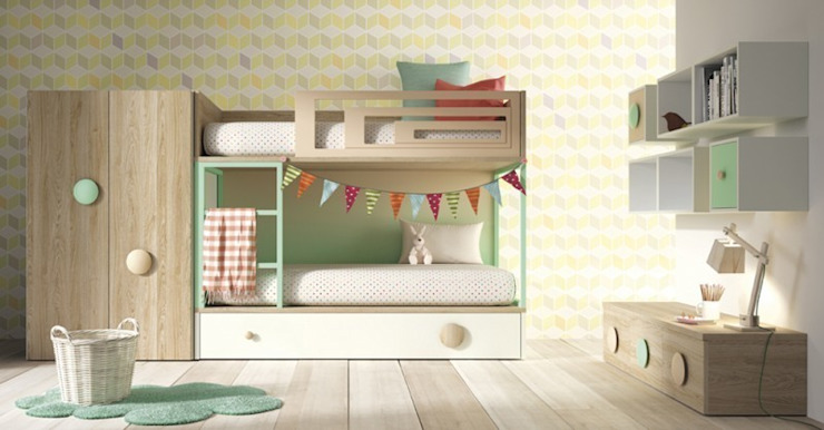 Yupih Nursery/kid's roomBeds & cribs