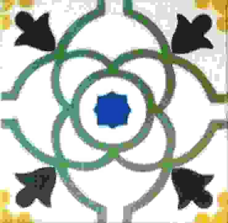 Contemporáneo Paredes y suelos de estilo clásico de Suelos Hidráulicos Demosaica Clásico