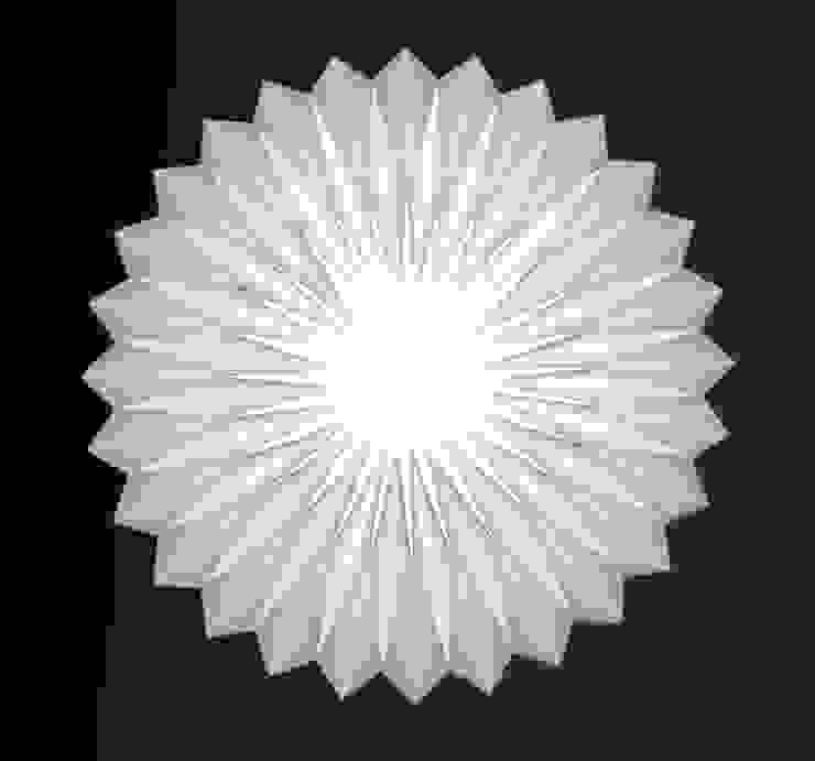 *Glocke* von Nachtfalter Minimalistisch Textil Bernstein/Gold