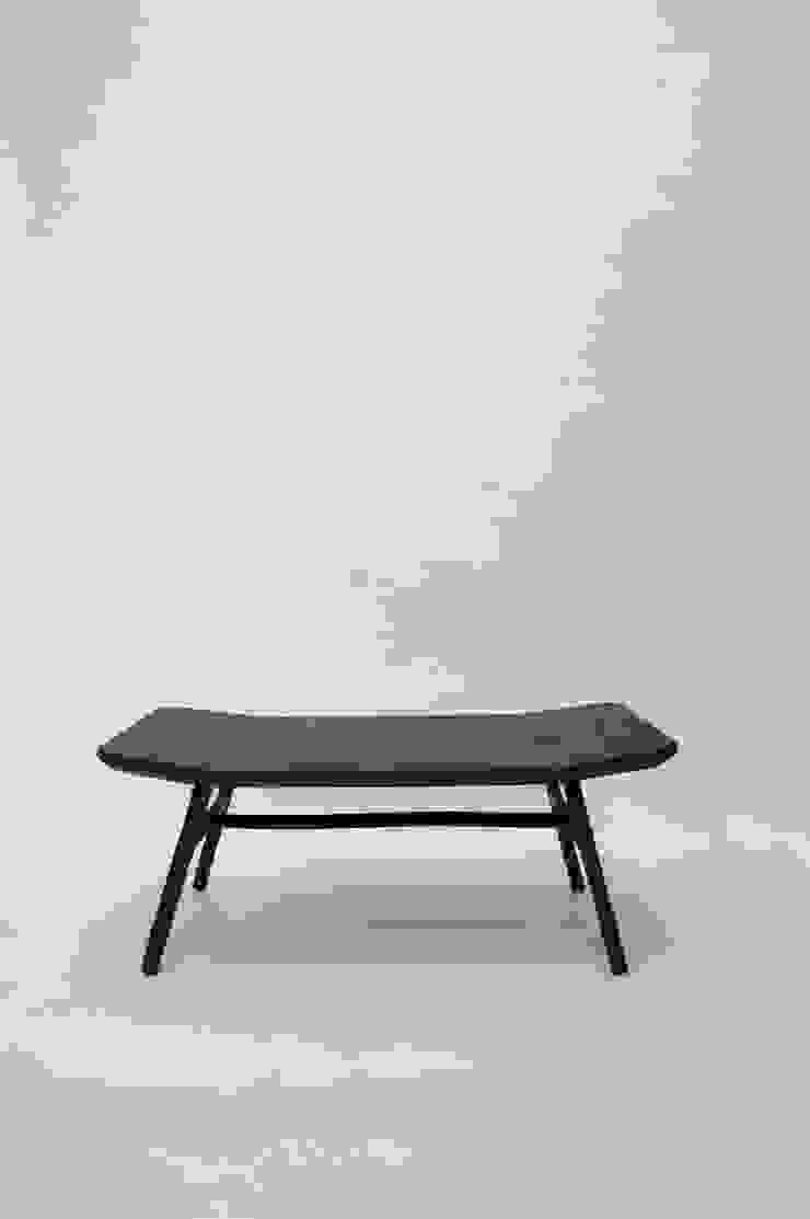 Bamboo Windsor Coffee Table: modern  door Bo Reudler Studio, Modern