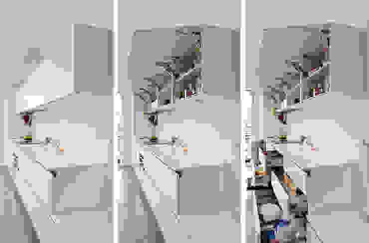 Cocinas de estilo minimalista de PLANAIR ® Minimalista