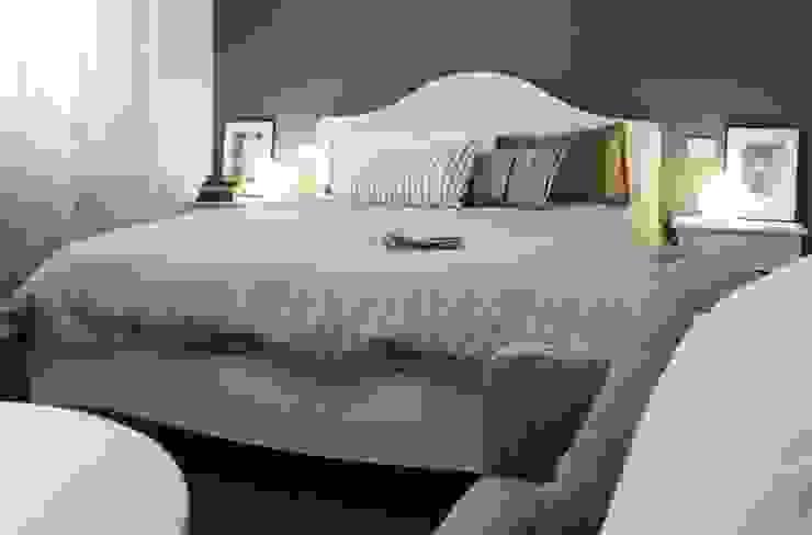 غرفة نوم تنفيذ Dair Architetti Associati, حداثي