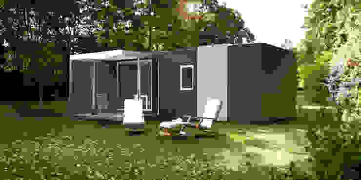 Maisons préfabriquées de style  par Casas Cube, Moderne