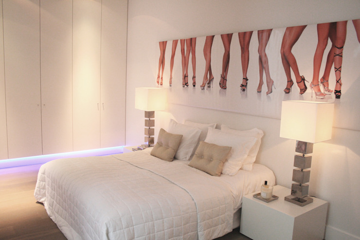 Modern style bedroom by By Lenny Modern