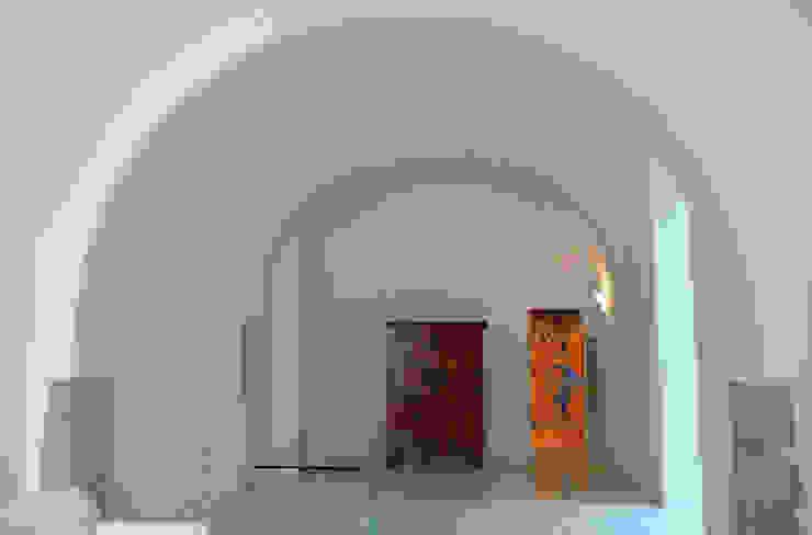 Casa Apice Bellini raffaele iandolo architetto Soggiorno moderno