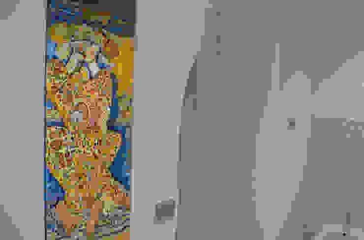 Casa Apice Bellini raffaele iandolo architetto Bagno moderno