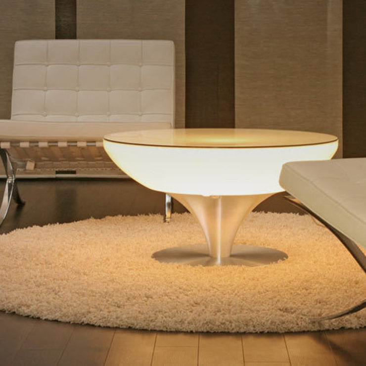 Mesas chill out de Decolight Moderno