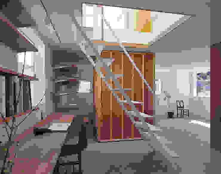House in Yamasaki Bureau minimaliste par 島田陽建築設計事務所/Tato Architects Minimaliste