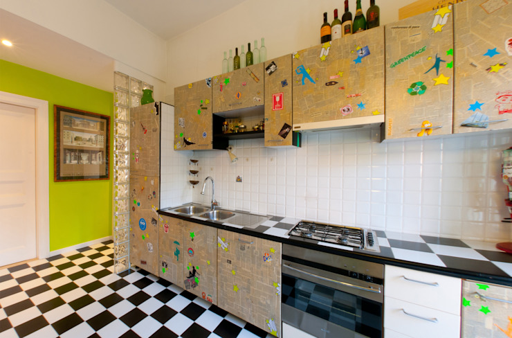 eclectic  by NOS Design, Eclectic