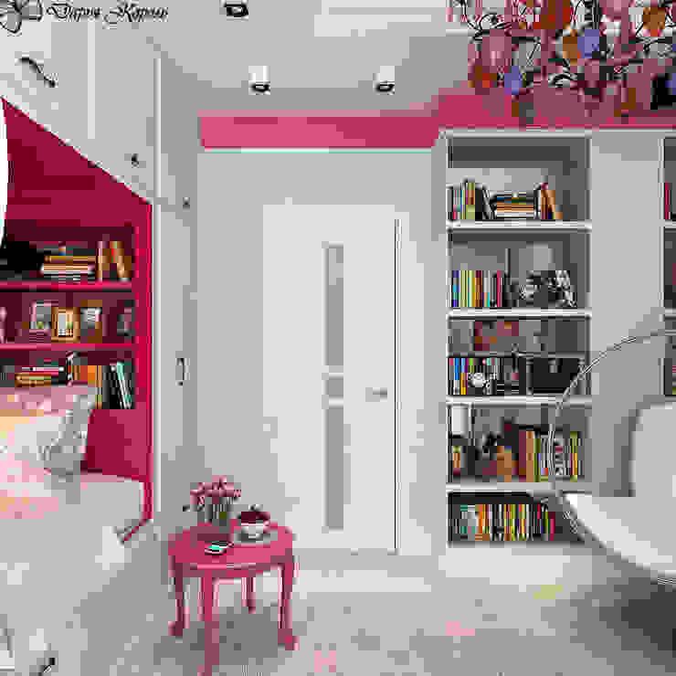 children's room for girls Детские комната в эклектичном стиле от Your royal design Эклектичный