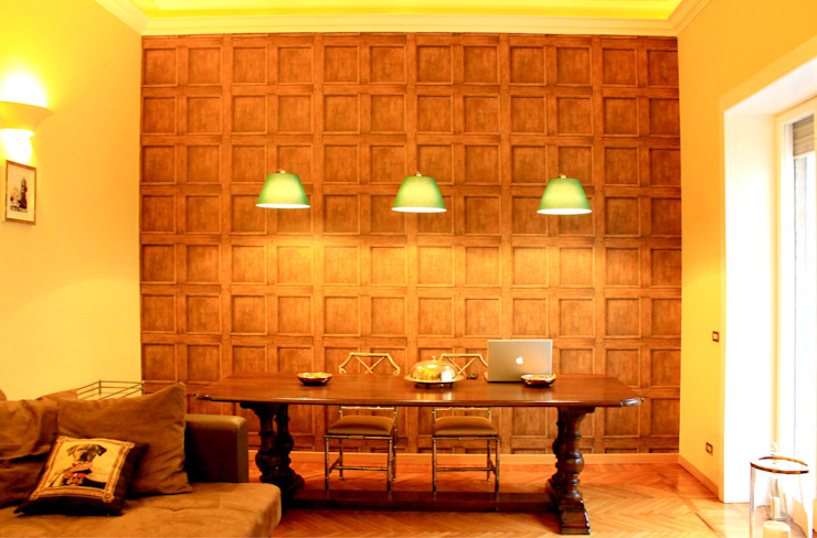 NOS Design ห้องนั่งเล่น