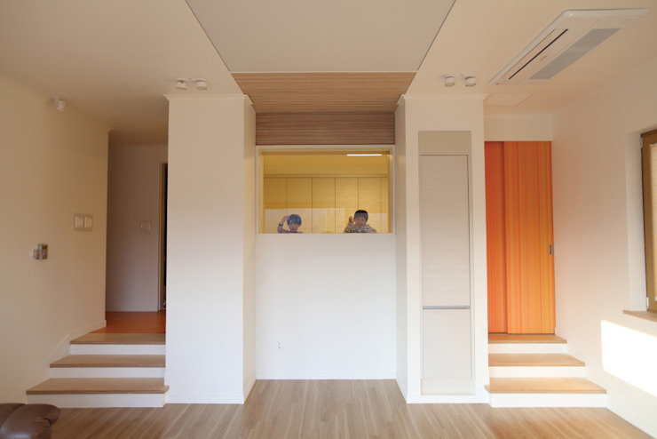 Modern Kid's Room by 주택설계전문 디자인그룹 홈스타일토토 Modern