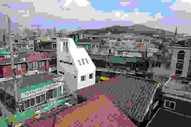 임조의 오두막 모던스타일 주택 by AAPA건축사사무소 모던
