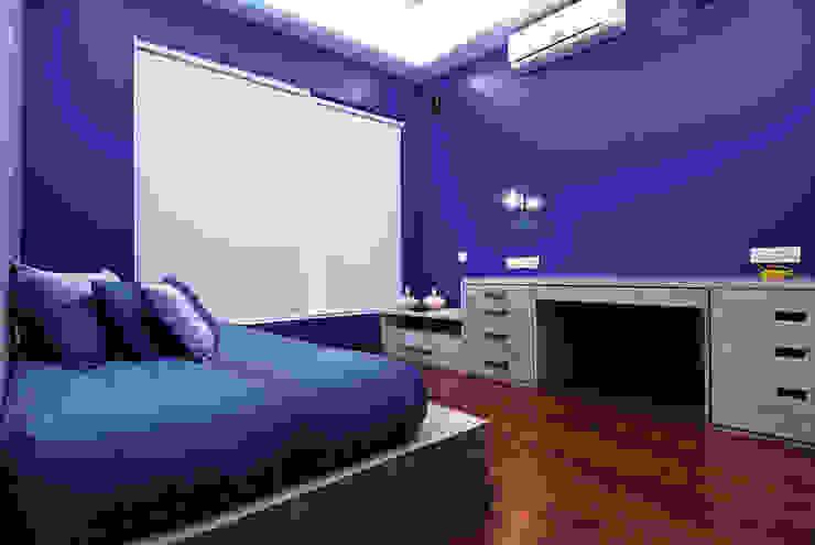 Modern Living Modern Bedroom by The Orange Lane Modern