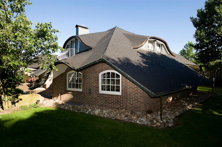 Casas de estilo clásico de Radke Architekten Clásico