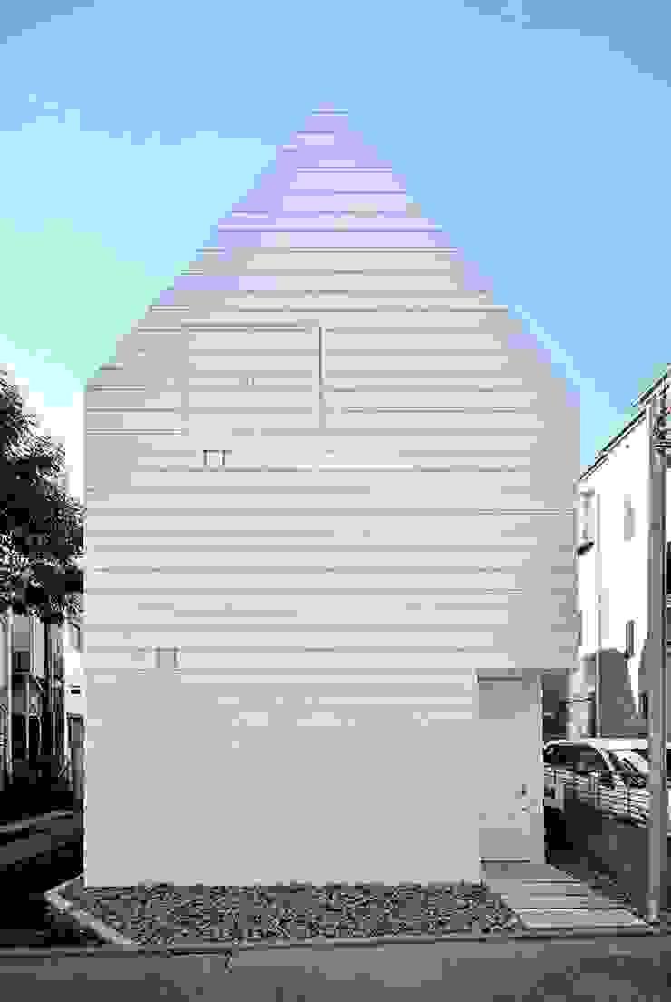 Niji Architects/原田将史+谷口真依子 Minimalist houses