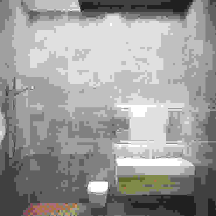 Minimalist style bathroom by Блаудерман Бюро Minimalist
