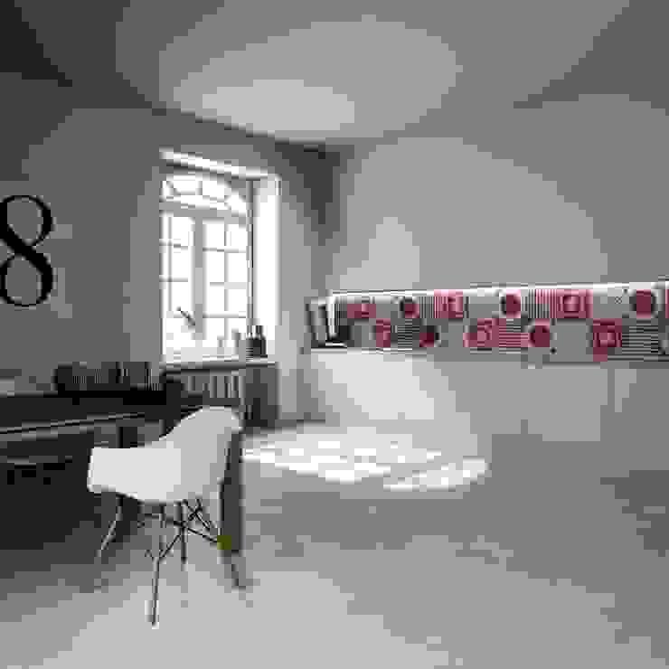 Combi - ABK Cucina moderna di Ceramiche Addeo Moderno