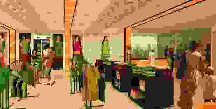 Retail Interiors by MRN Associates Modern