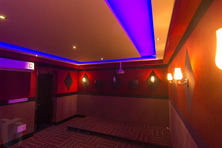 Home theater by homify