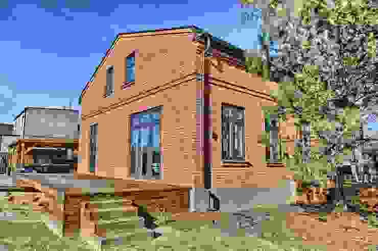 ksawery brick house Nowoczesne domy od REFORM Konrad Grodziński Nowoczesny