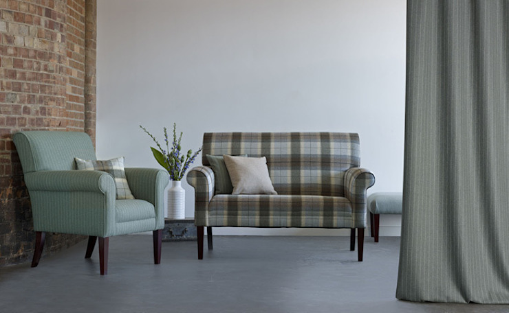 Indes Fuggerhaus Textil GmbH Living roomSofas & armchairs