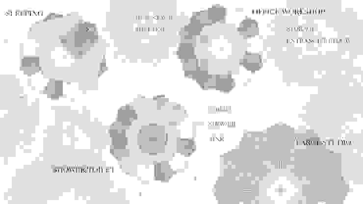 The Nook Modern houses by antonygibbondesigns Modern