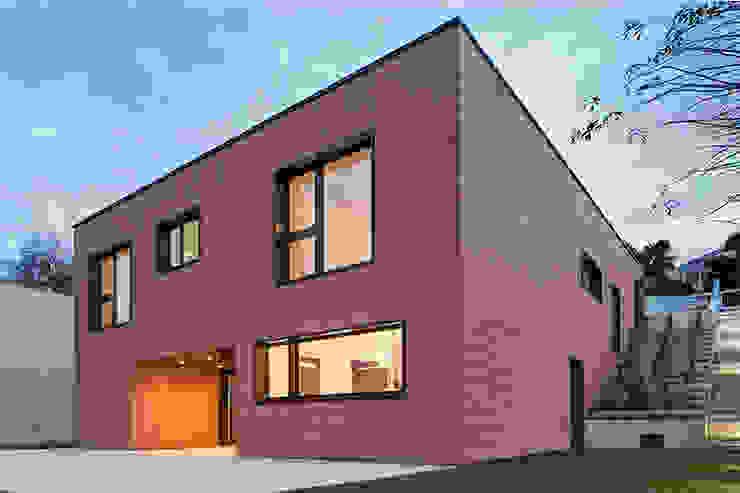casa MGP Teamwork architetti_arch. Nicola Pasteris Case in stile minimalista