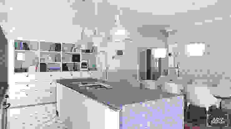 Nhà bếp phong cách kinh điển bởi ADV Design Kinh điển