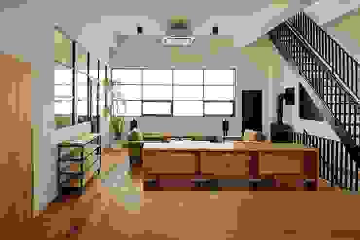 Tm house の 市井洋右建築研究所