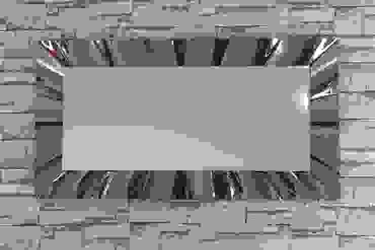 Anadolu Ayna – Dalgalı Dikdörtgen Ayna: modern tarz , Modern