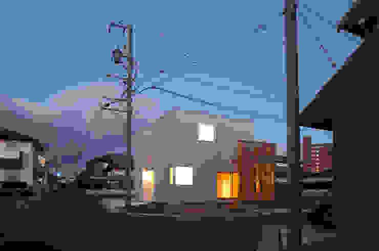 Modern houses by アトリエ ヴォイド・セット一級建築士事務所 Modern