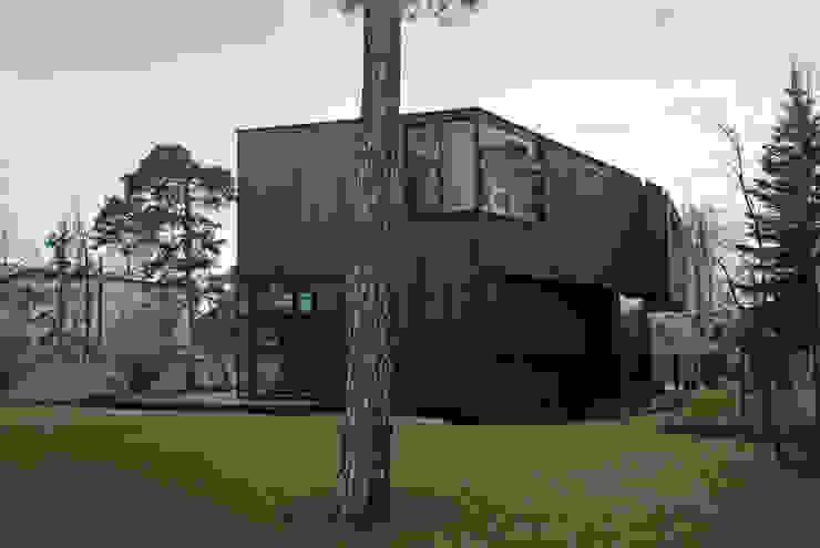 SDA - SZCZEŚNIAK DENIER ARCHITEKCI 房子