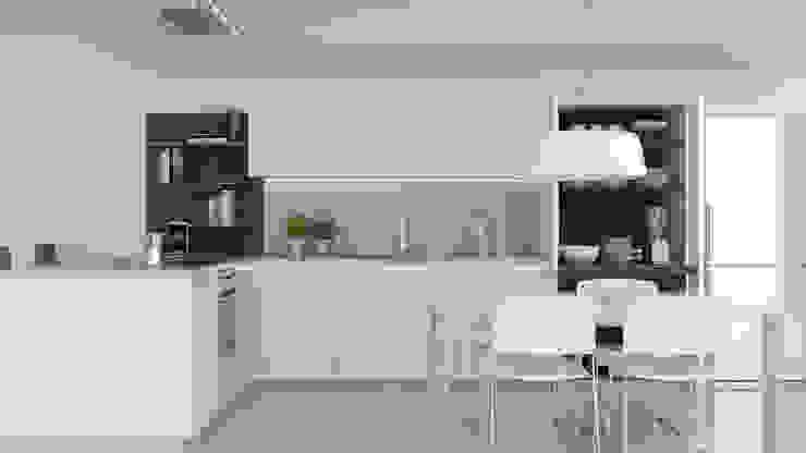 Icon Ernestomeda Cucina moderna di Onlydesign Moderno