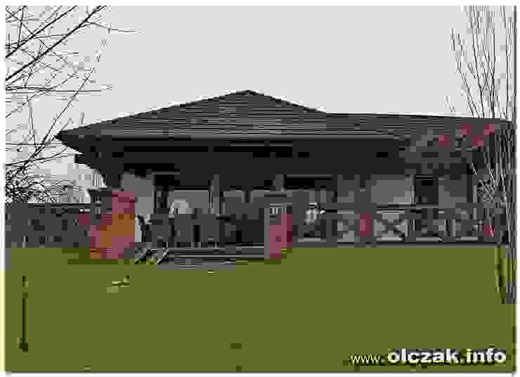 dom stylizowany od OPS Architekt Maciej Olczak Klasyczny