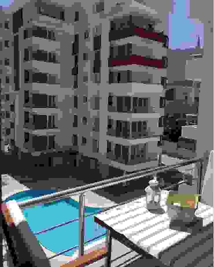 ÖZYALÇIN CONSTRUCTION Classic style houses