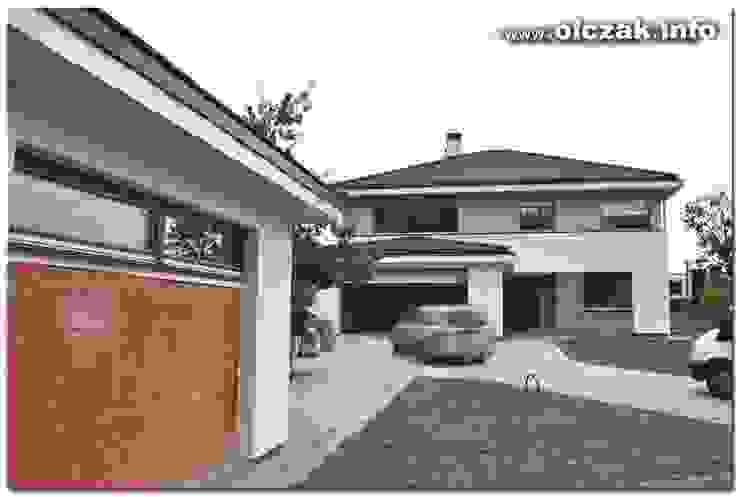 dom w Warszawie od OPS Architekt Maciej Olczak Klasyczny