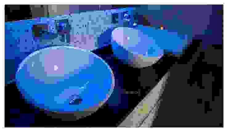 Plan vasques Casavog Salle de bainLavabos