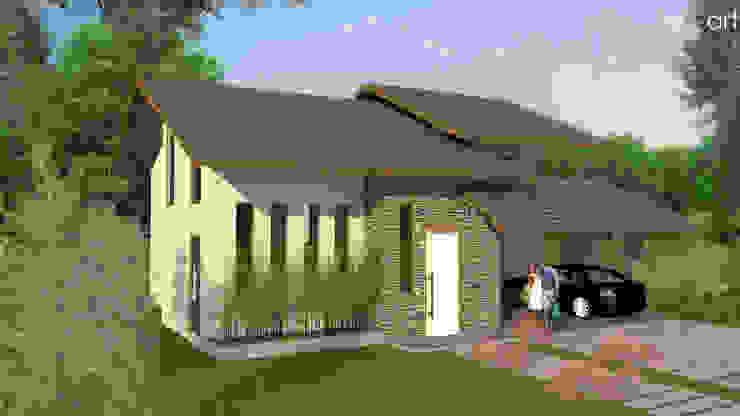 Casa FGA Casas modernas por start.arch architettura Moderno
