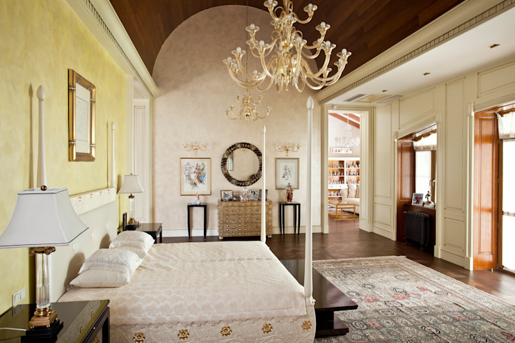 Спальня хозяйская от SAVAS