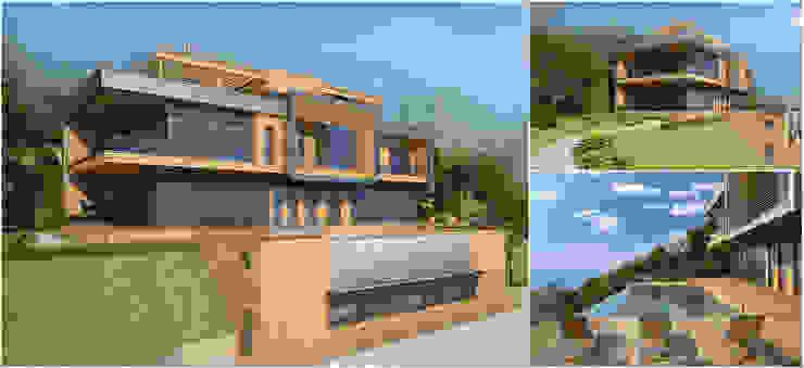 Дом на горе в Дагомысе от SAVAS