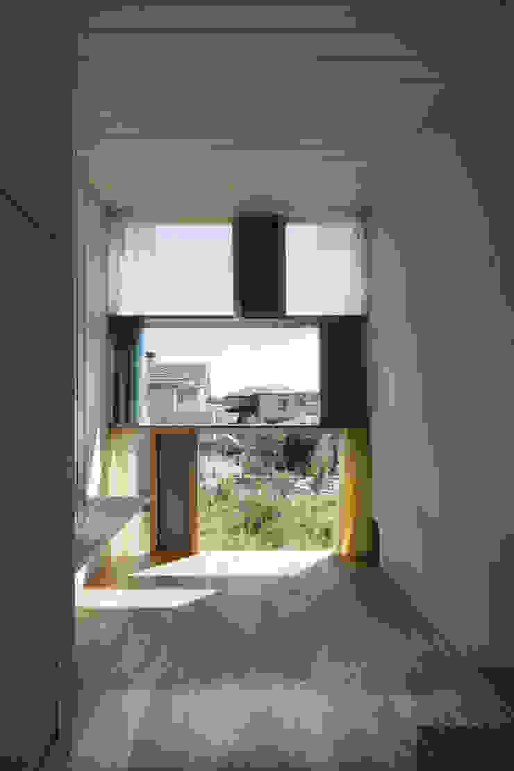 East window 2 ihrmk Modern windows & doors