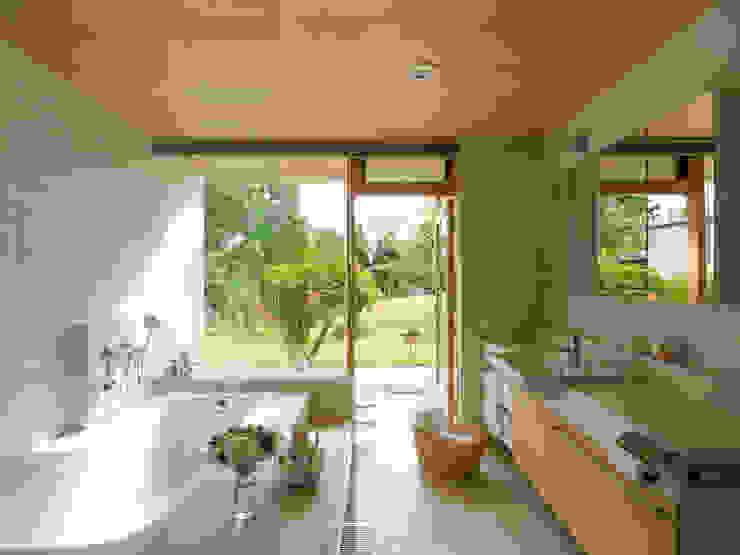 バスルーム FEDL(Far East Design Labo) オリジナルスタイルの お風呂