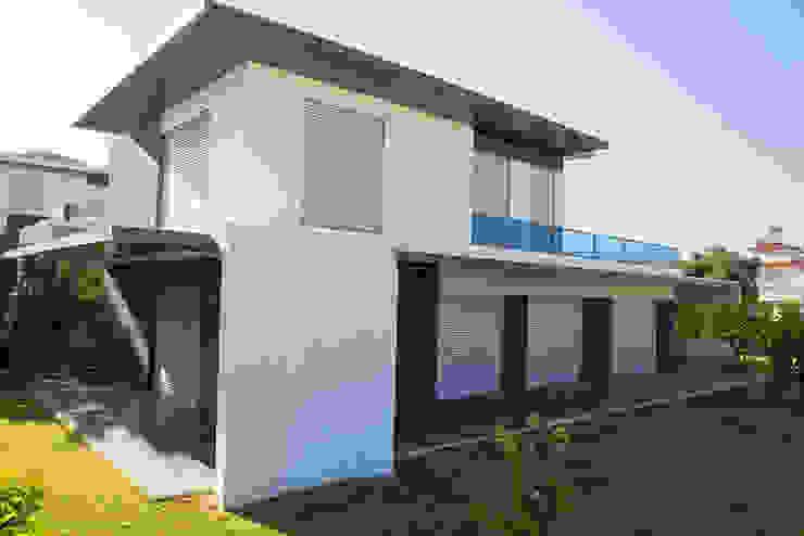Kırmızı İnşaat - Çeşme 18 Villaları Modern Evler Akseki Yapı Modern