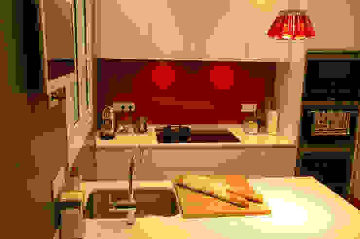 ANA EMO INTERIORISMO Moderne Küchen