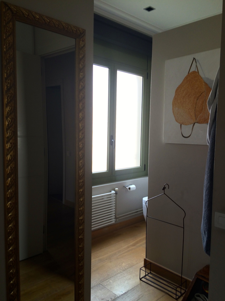 ANA EMO INTERIORISMO Moderne Schlafzimmer