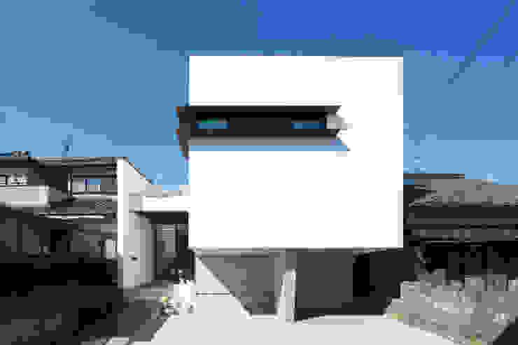 外観1 モダンな 家 の H建築スタジオ モダン
