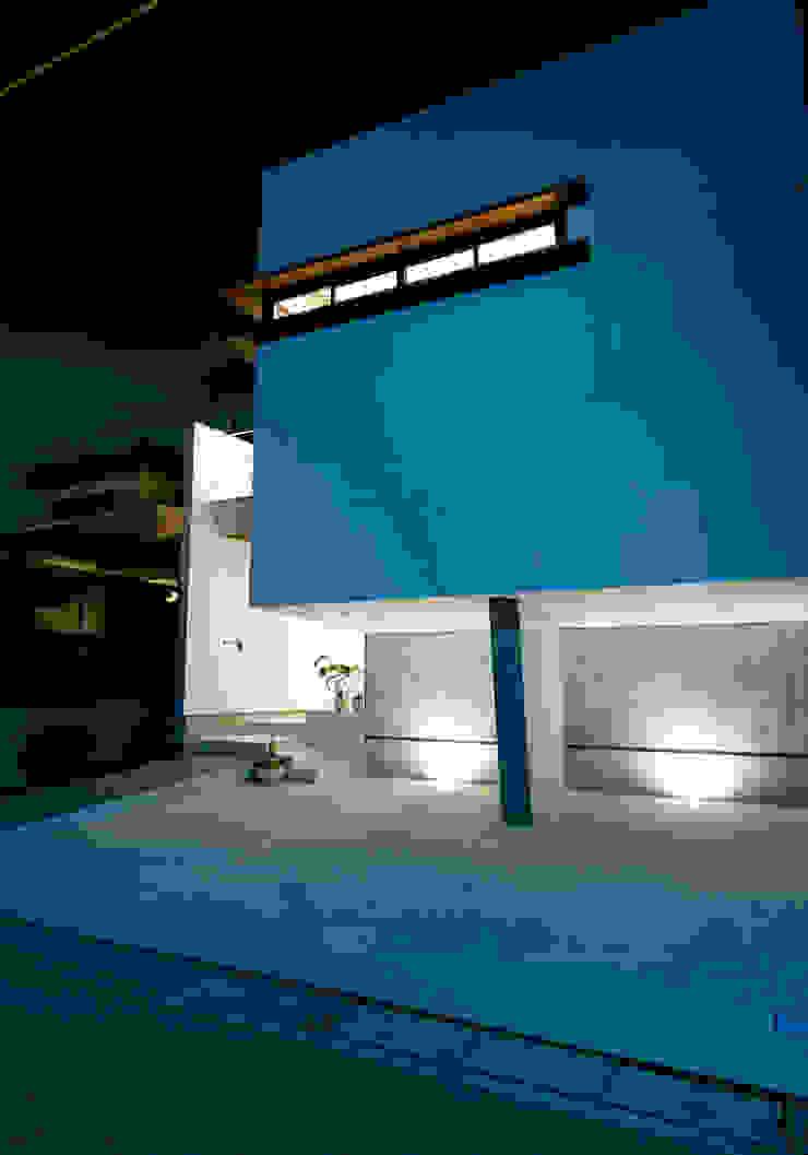 外観4 モダンな 家 の H建築スタジオ モダン
