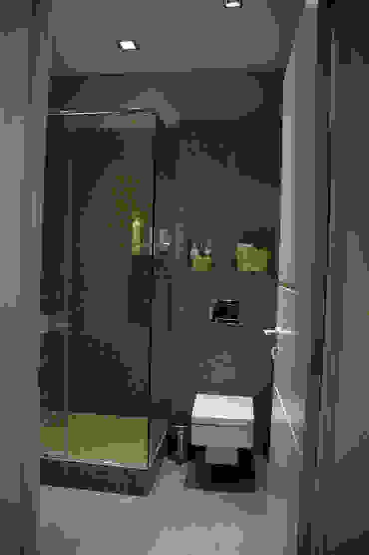 ANA EMO INTERIORISMO 現代浴室設計點子、靈感&圖片