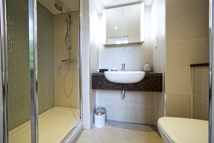 Student Accommodation - SW10 Modern Banyo Ceetoo Architects Modern
